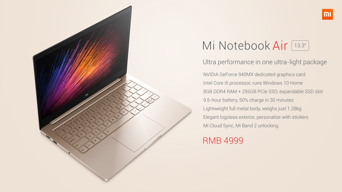 Mi Notebook Air (15)