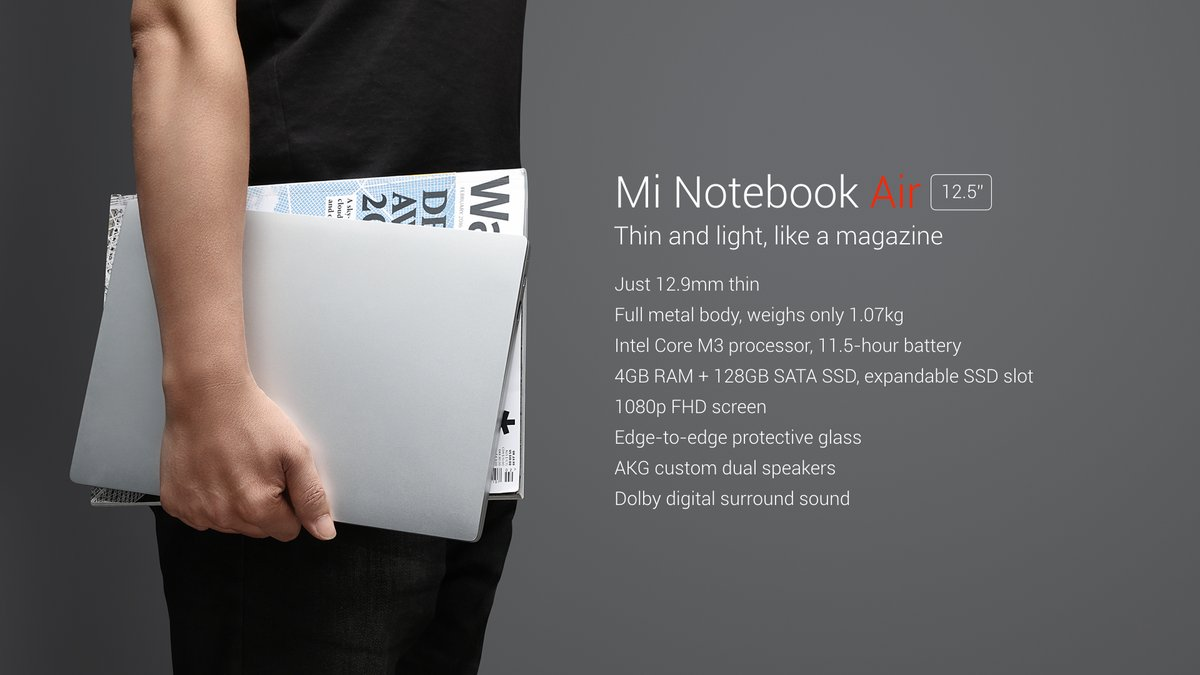 Mi Notebook Air (22)