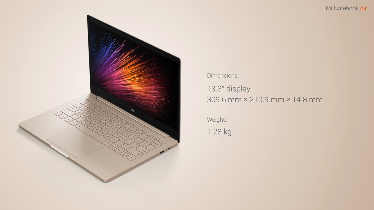 Mi Notebook Air (6)