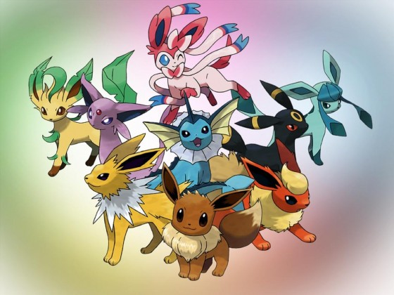 pokemon-eevee-evolutions