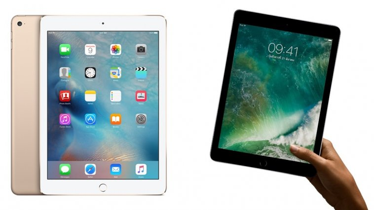 iPad Air 2 vs iPad 9.7