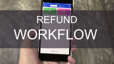 refund workflow app