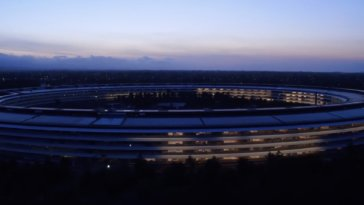 apple park mid may