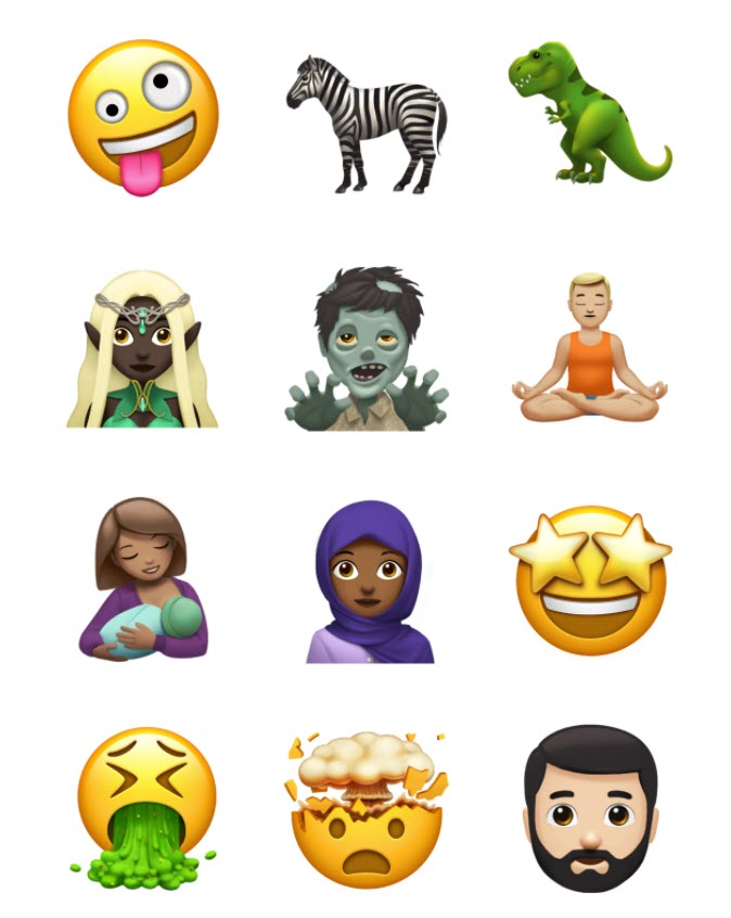 Apple Emoji 1 1