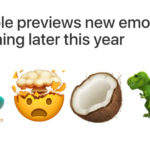 Apple Emoji Cover