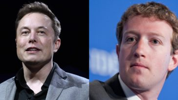 Mark Zuckerberg Vs Elon Musk Cover