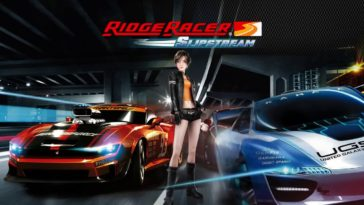 Game Ridgeracer Cover