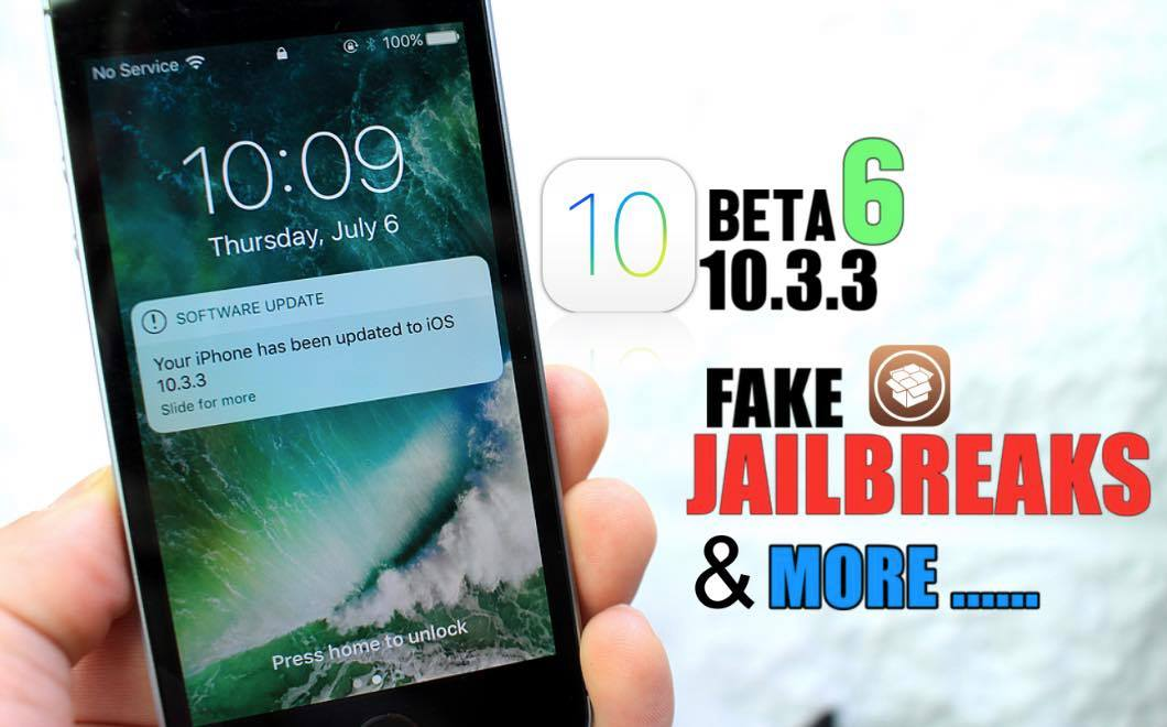 Ios10 3 Jailbreak Fake 1