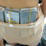 Iphone Woman Smuggle China Cover