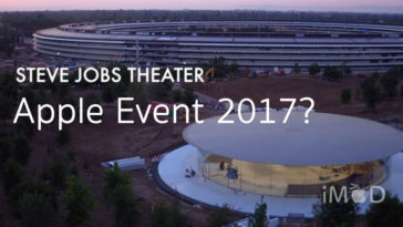 Apple Event 2017 Apple Park Rumors