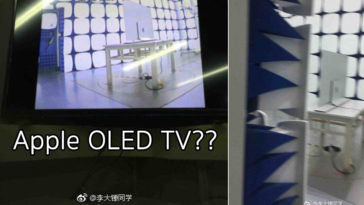 Apple Oled Tv Leaks