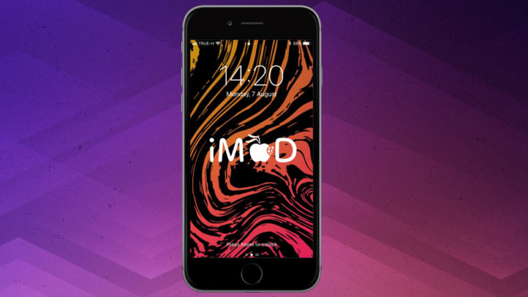 Colour Abstract Iphone Wallpaper