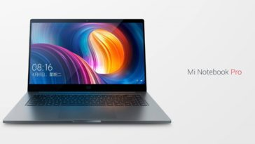 Mi Notebook Pro Cover
