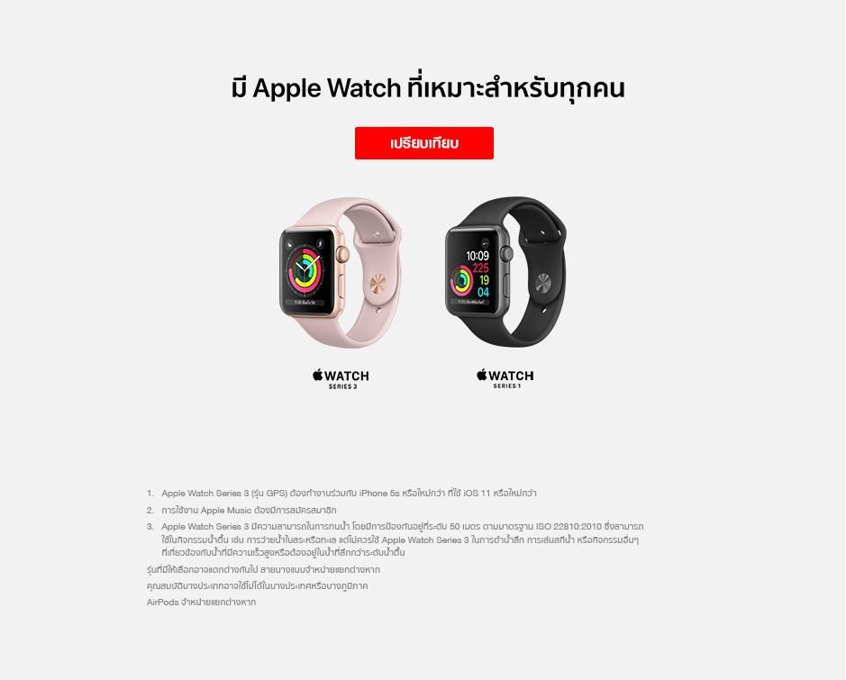 Truemove H Apple Watch Series 3