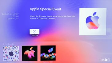 Apple Special Event September 2017 Apple Tv 1200