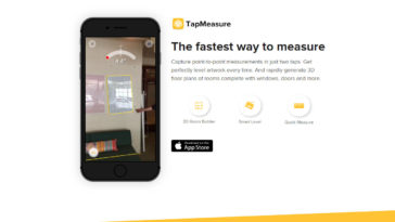 Ar Apps Tapmeasure Cover