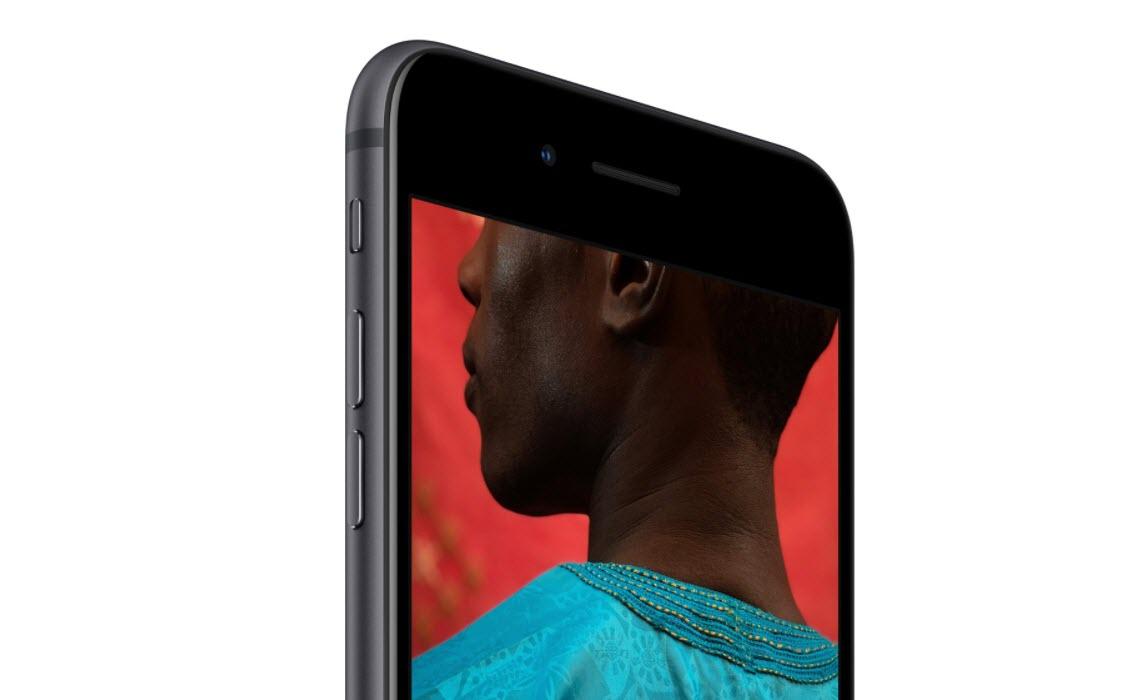 Iphone 8 Plus Frontcam