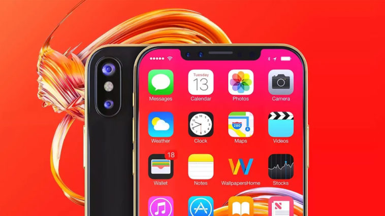 Iphone X Renders Cover 2