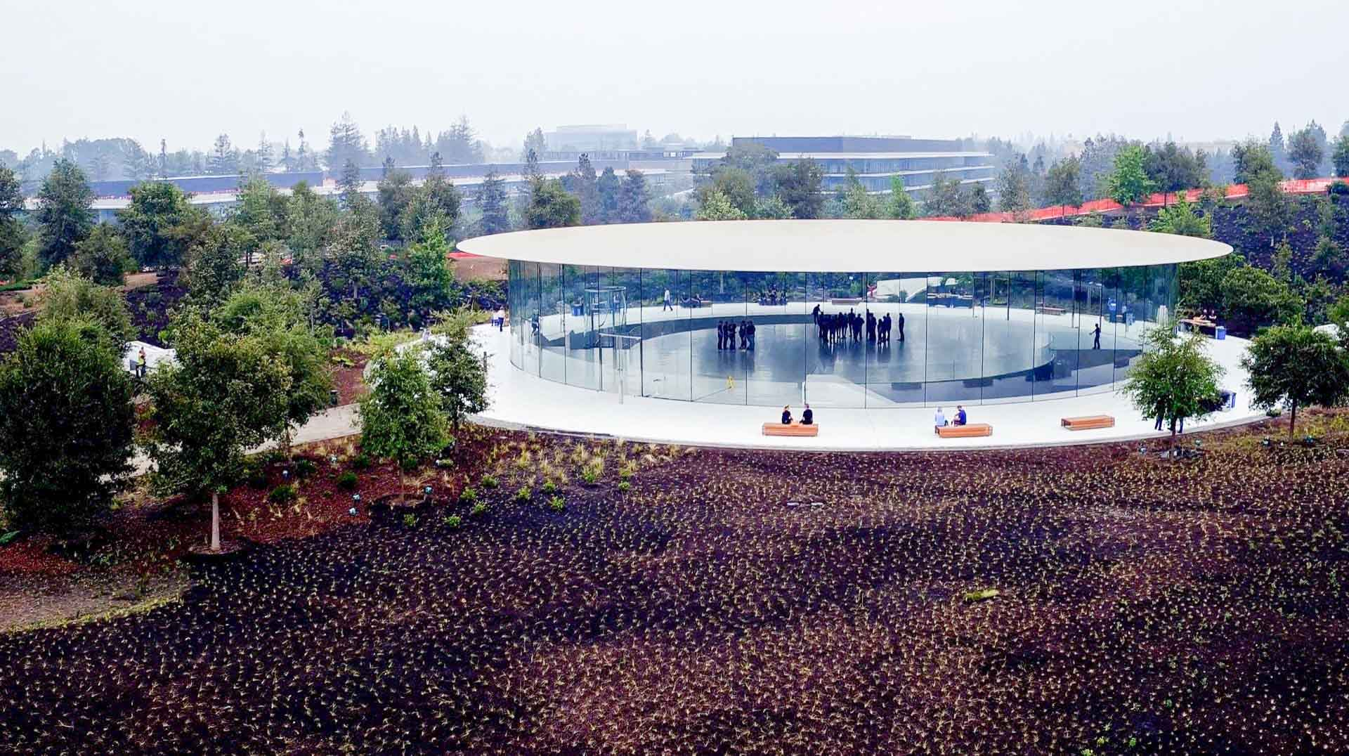 Steve Jobs Theater 5 Sep 2017