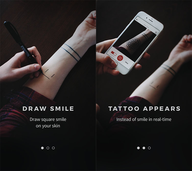App Inkhunter Content4