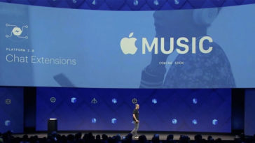 Apple Music Bot Messenger