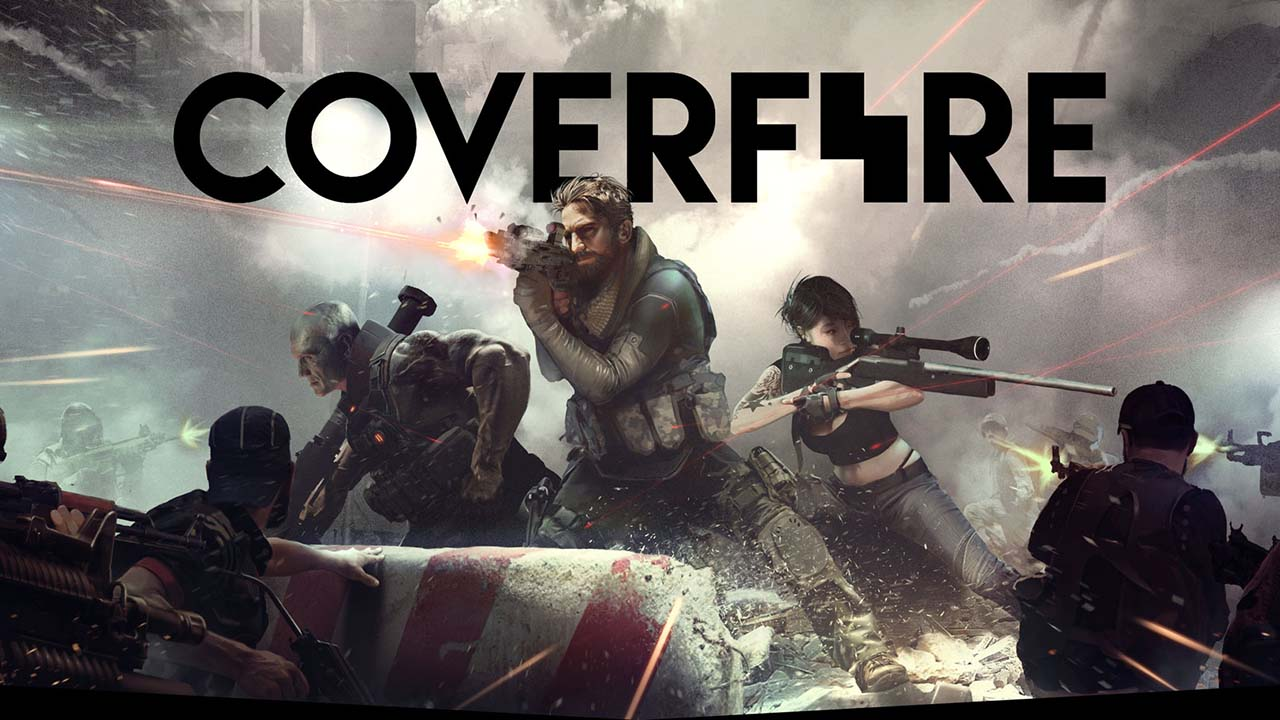 Game Coverfire Cover