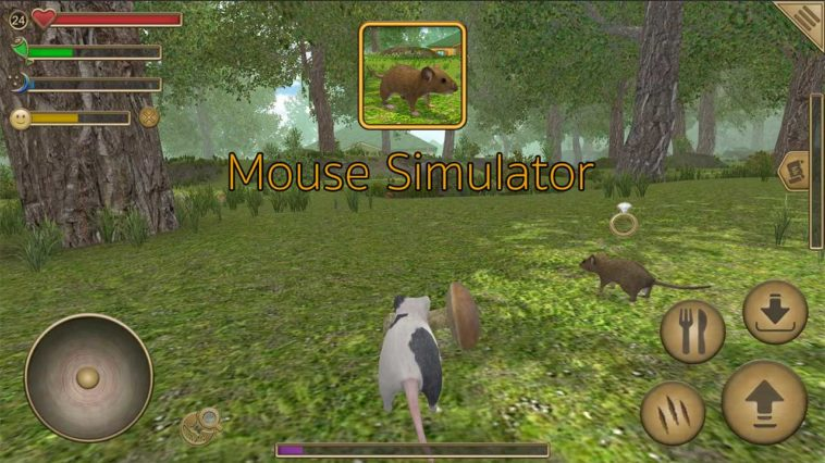 Game Mousesimulator Cover
