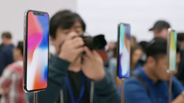 Iphone X Hands On Event 2017