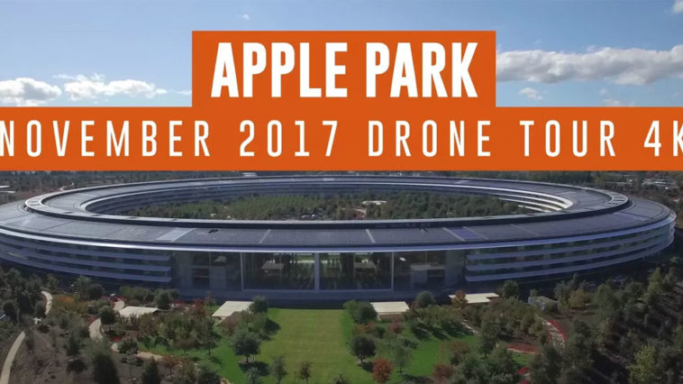 Apple Park Update Nov 2017