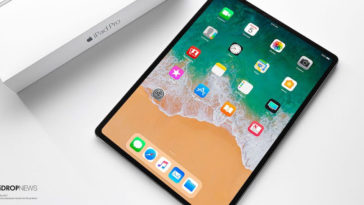 Ipad 2018 Idropnews Concept Cover