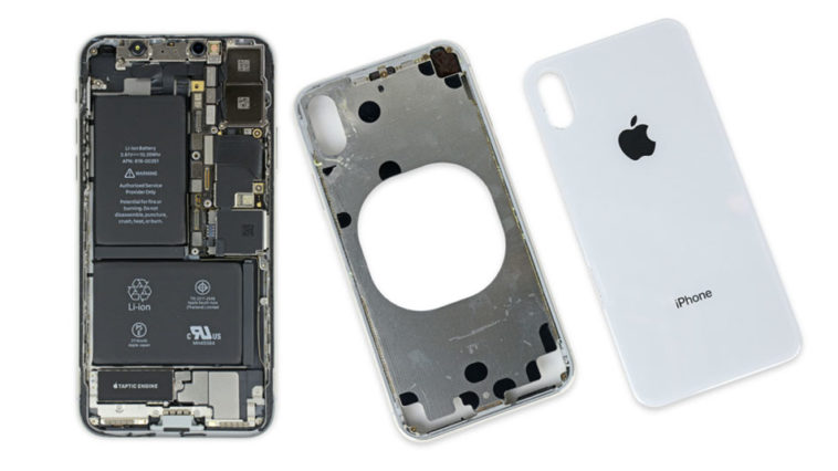 Iphone X Teardown 2