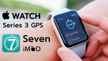 Seven 7 Minute Workout With Series 3 Gps Start Review