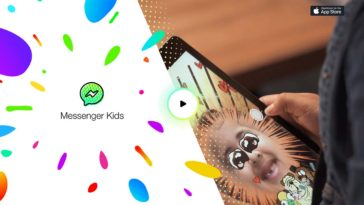 App Messengerkids Cover