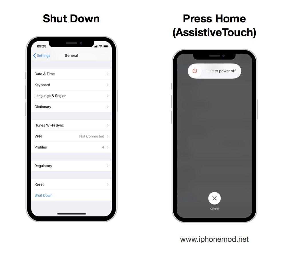 Clear Ram Iphone X 01