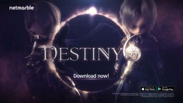 Game Destiny6 Cover