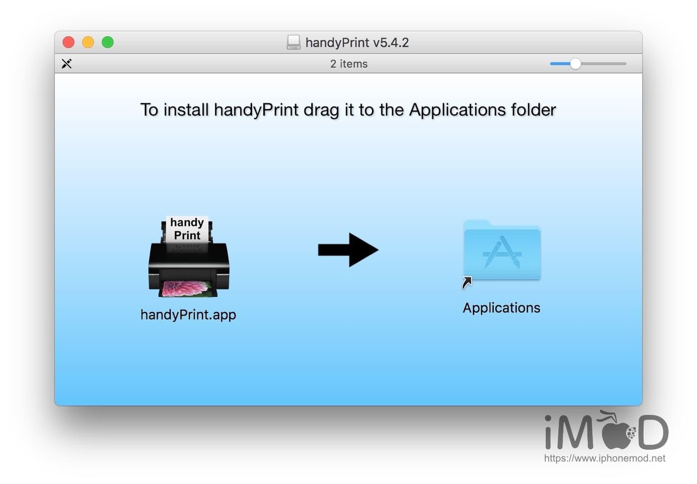 Hanndy Printer Macos 5
