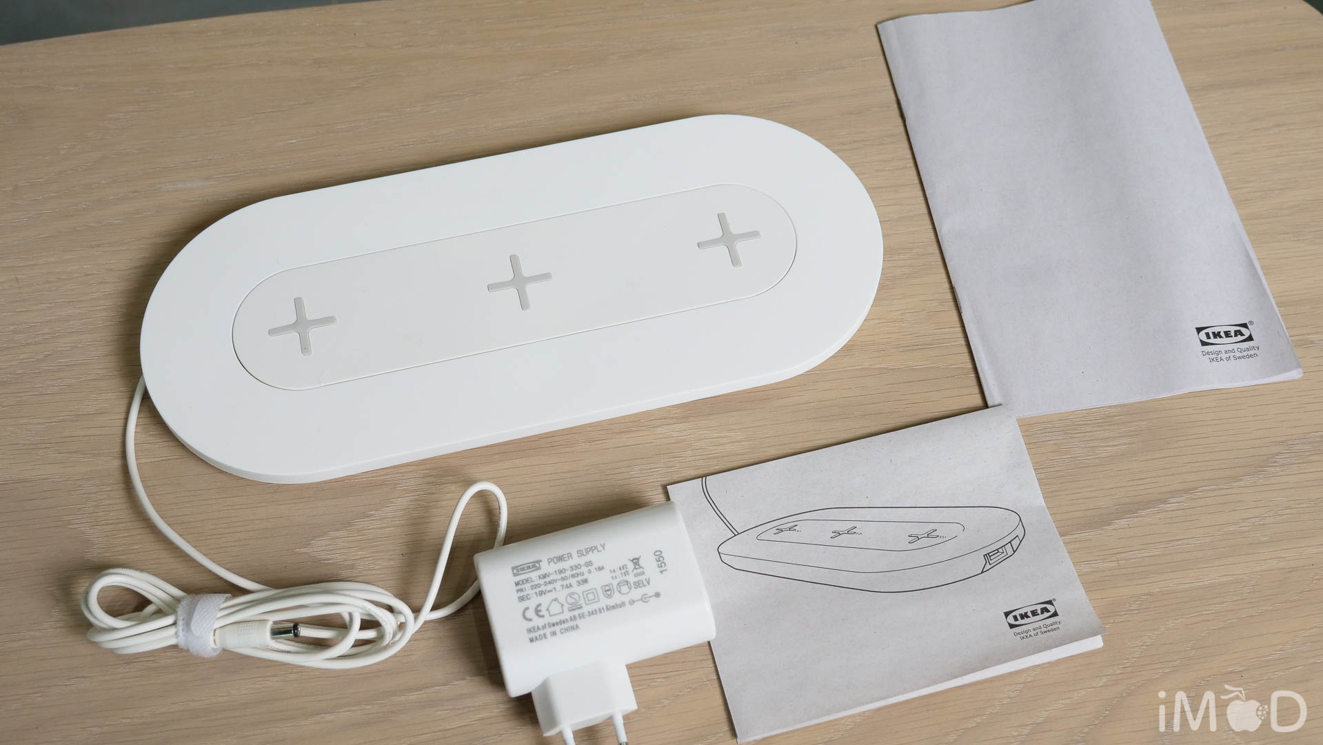 Ikea Wireless Charge Test 7480