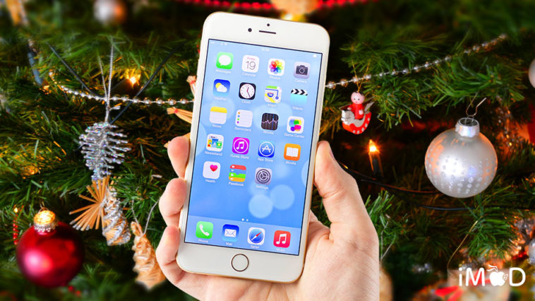 Iphone Christmas