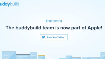 Apple Acquires Buddybuild