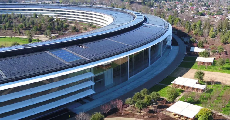 Apple Park Jan 2018