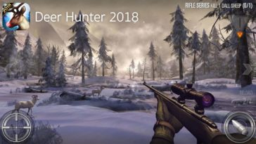 Game Deerhunter2018 Content1
