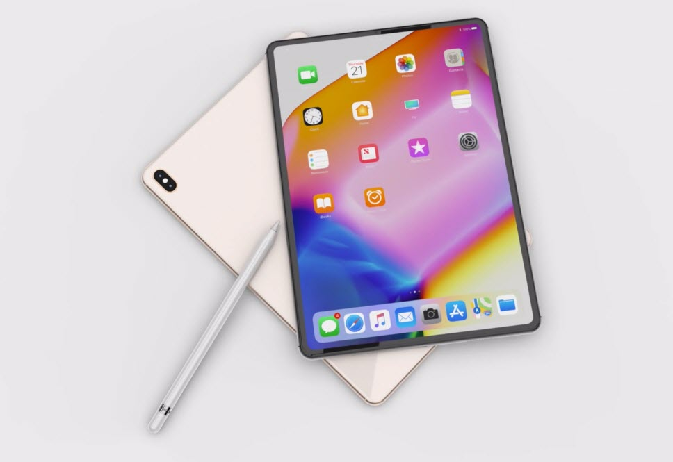 Ipad Pro X Concept Everythingapplepro 4