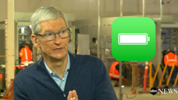 Tim Cook Battery