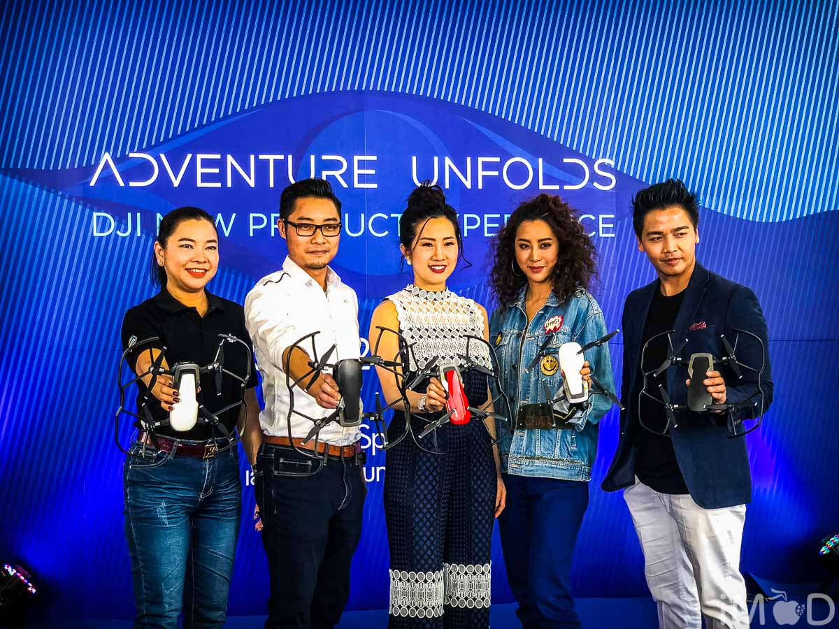 Dji Mavic Air Launch In Thailand 13