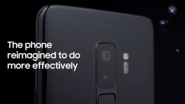 Galaxy S9 Promo Video Leaks