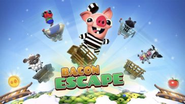 Game Baconescape Cover