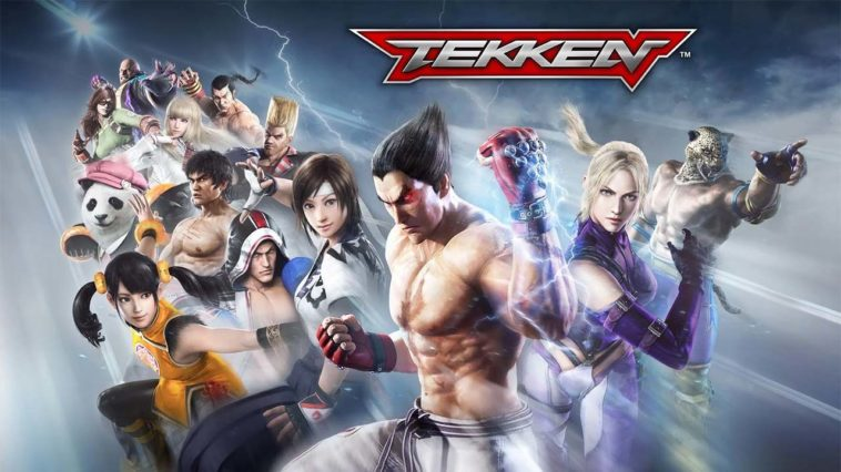 Game Tekken Cover