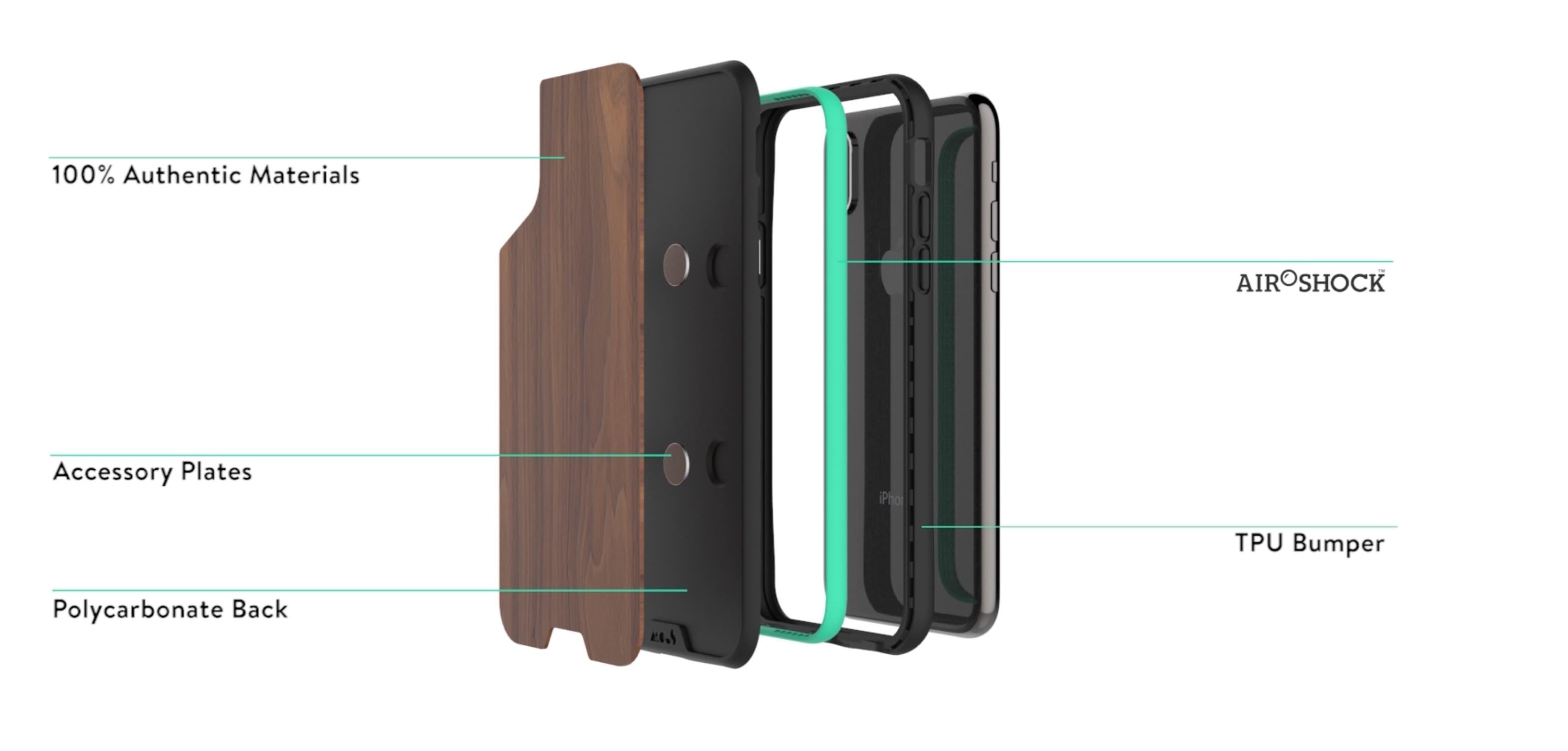 Mous Case Structure