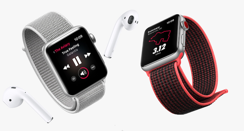 Apple Watch Series 3 Gps Vs Cellular 1