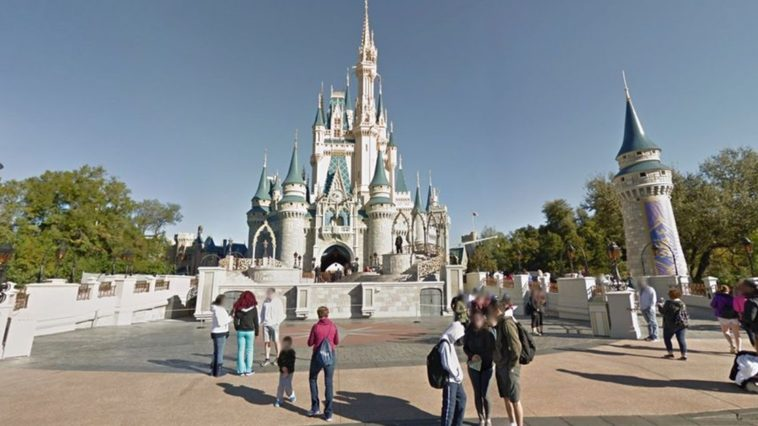 Disneyland Street View Cover